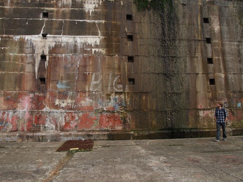 Titanic Graving Dock, Belfast