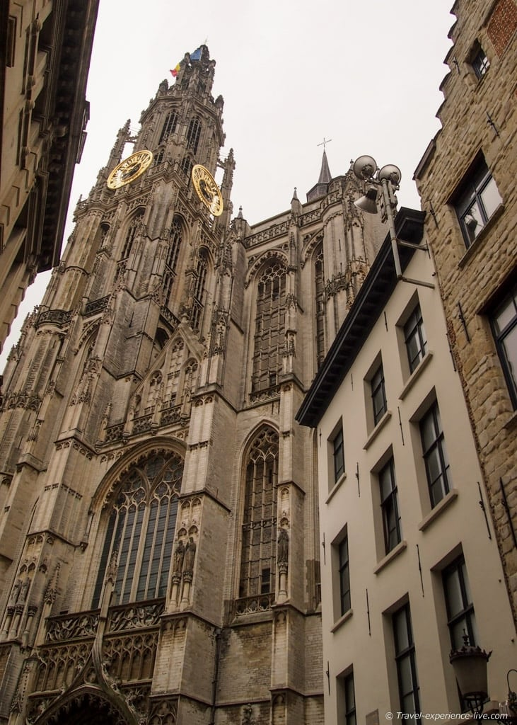Cathedral of Our Lady, Antwerp, Belgium.
