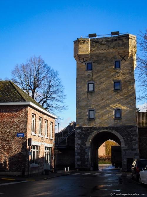Moeren Gate in Tongeren, Belgium