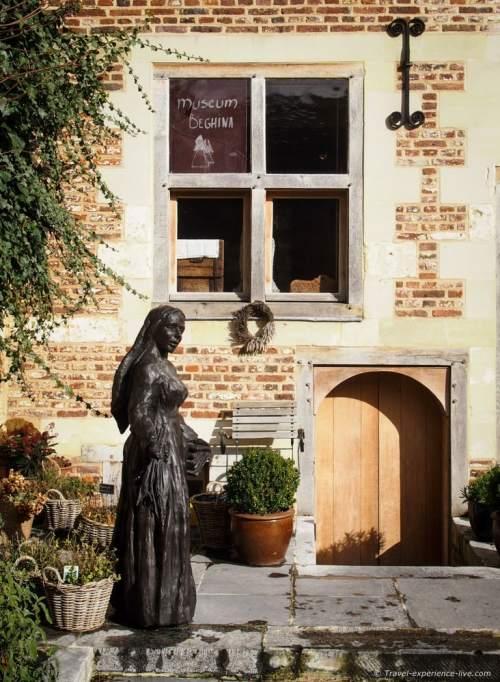 Beguinage in Tongeren, Belgium