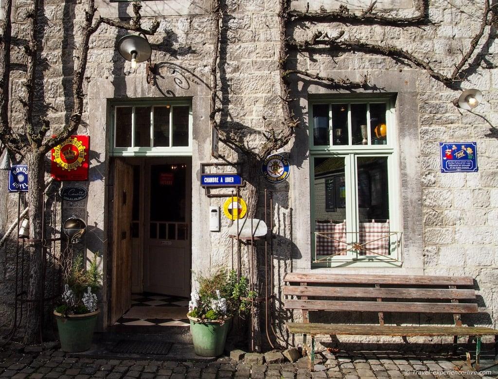 Small shop in Durbuy, Belgium