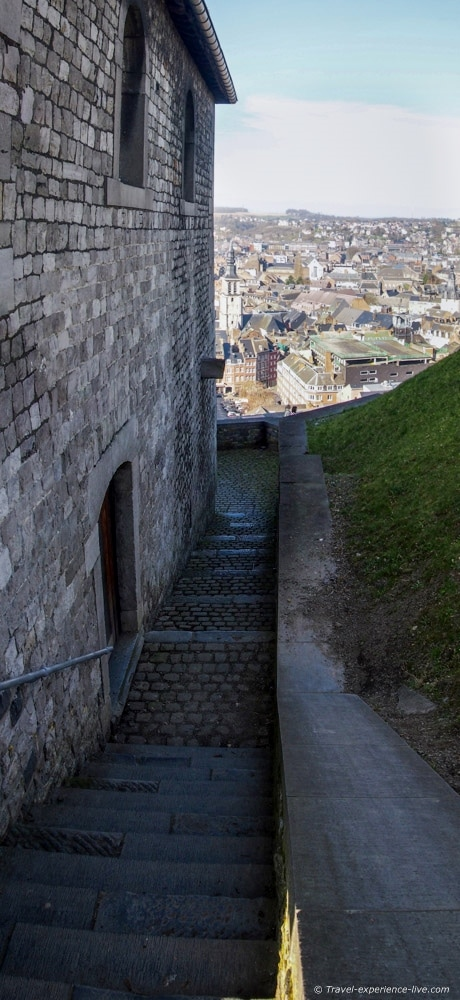 Citadel of Namur, Belgium