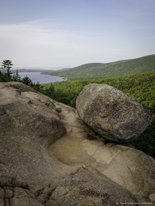 South Bubble summit, Acadia National Park.