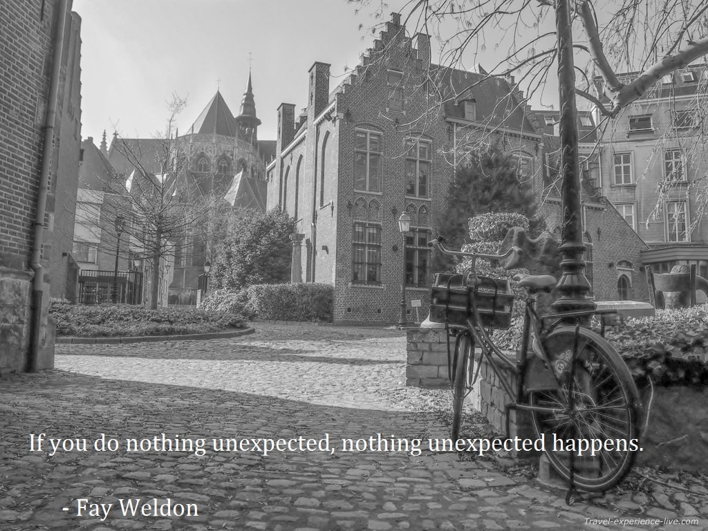 Life Quote by Fay Weldon.