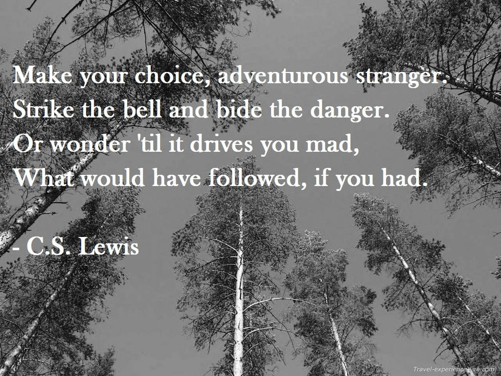 C.S. Lewis Quotes