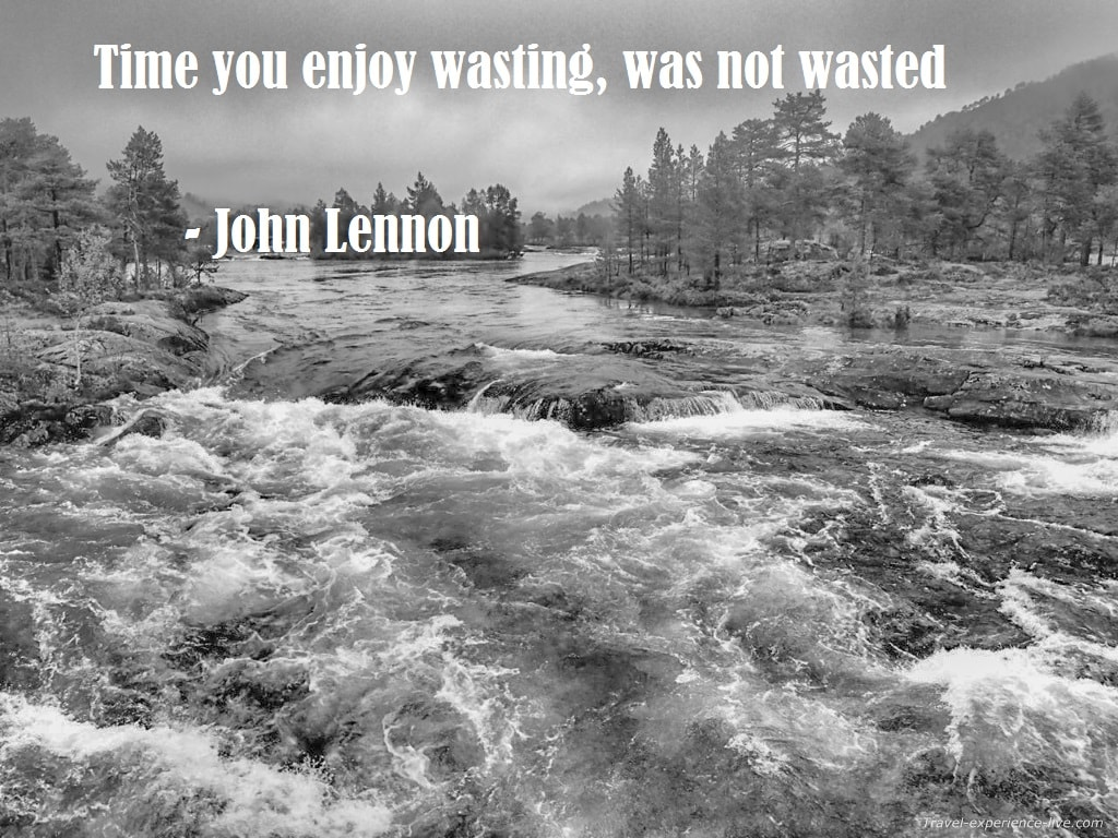 Life quote by John Lennon.