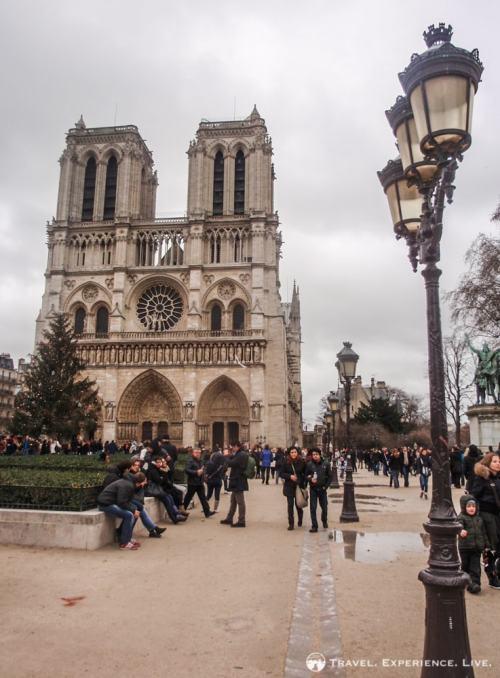 Notre-Dame de Paris Cathedral