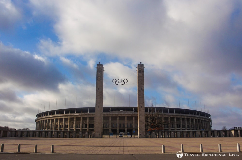 Olympiastadion in Berlin