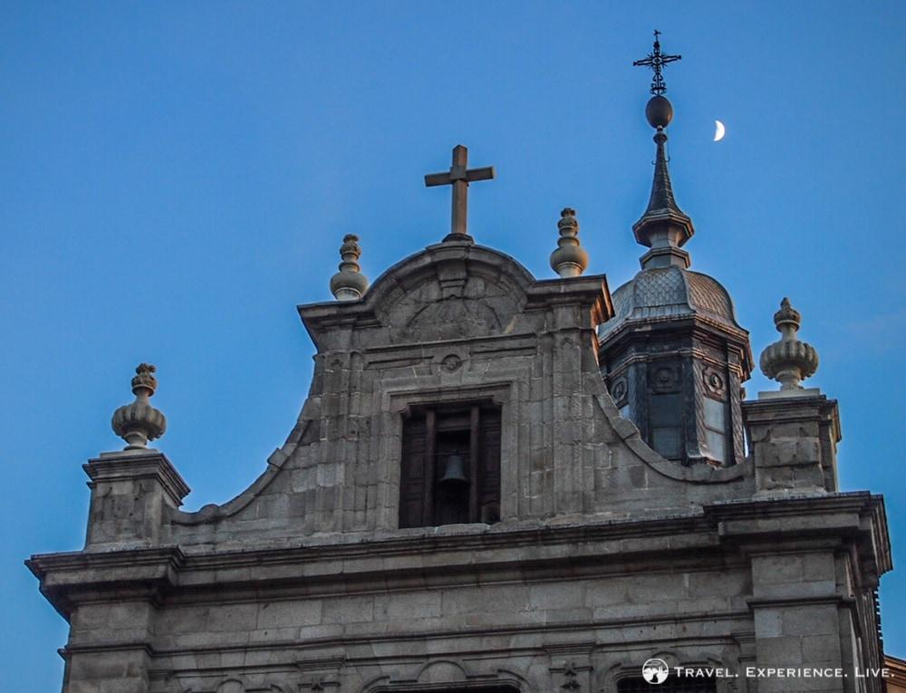 Church of Sacramento, Madrid