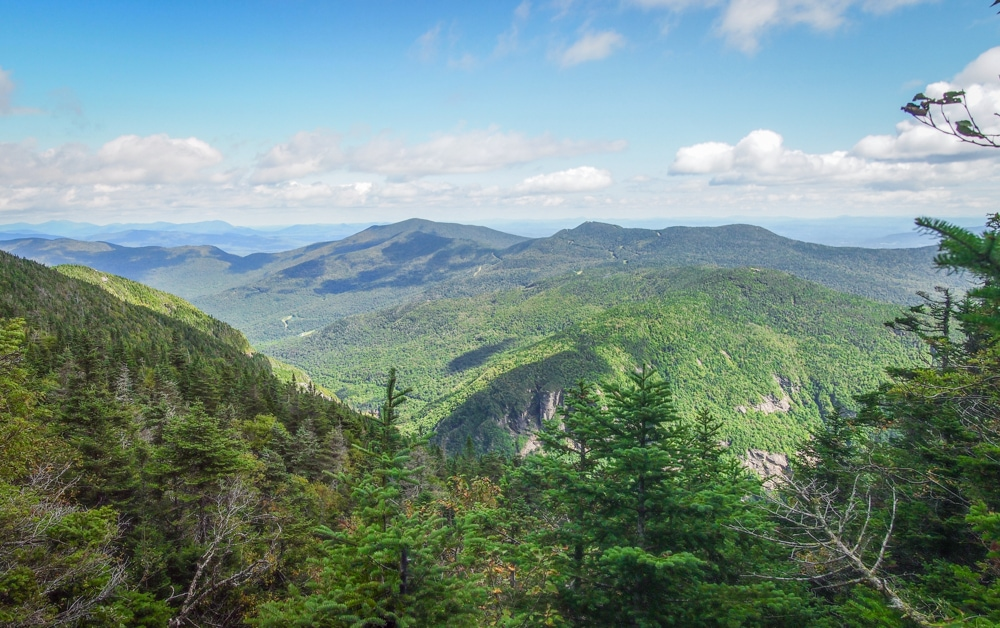 Long-Distance Hikes: Long Trail, Vermont