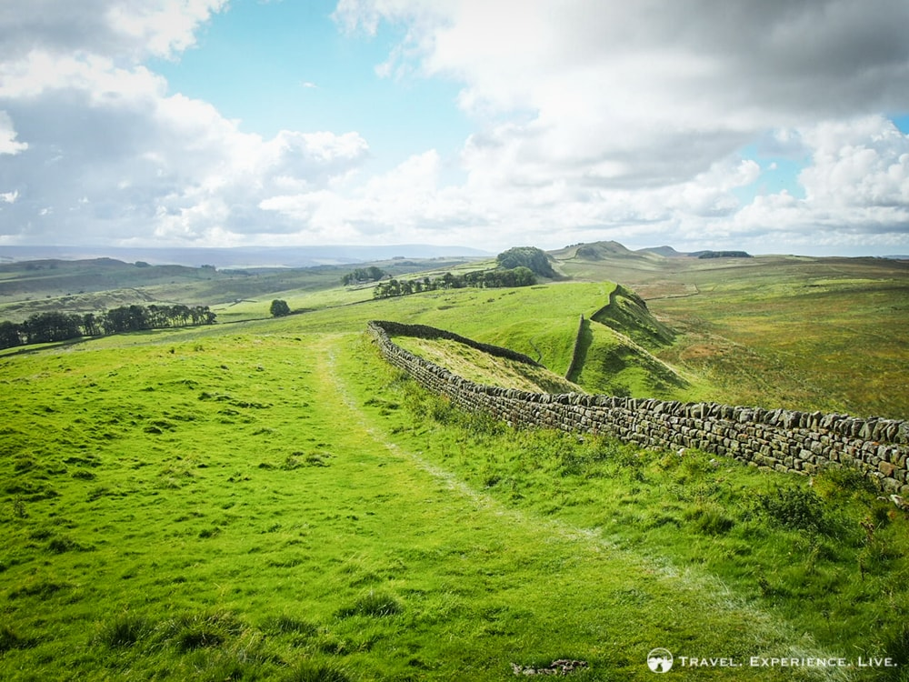 The Hadrian's Wall Path, Northumberland National Park