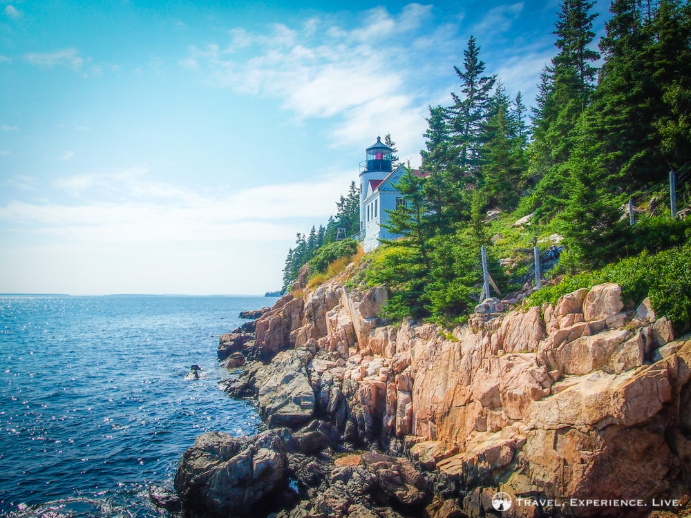 What to Do in Acadia National Park: Bass Harbor Head Lighthouse