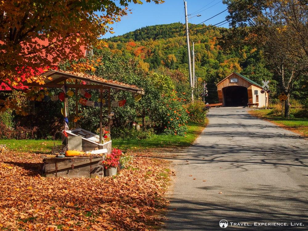 Bartonsville Covered Bridge, Vermont