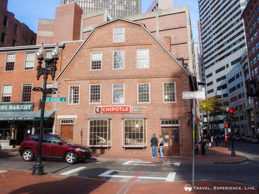 Hotels Near Freedom Trail Boston Ma