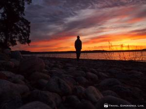 The most beautiful sunrise