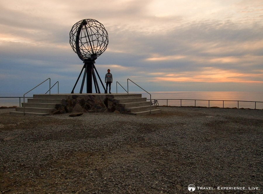 Made it to the North Cape, halfway