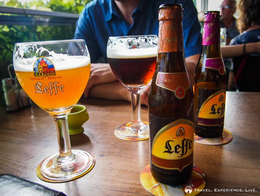 Essential Activities to do in Belgium: Leffe Beer