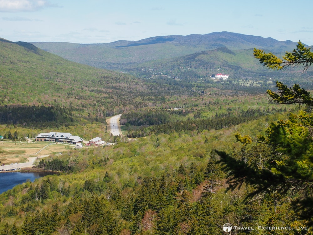 View of Mount Washington Resort in Bretton Woods