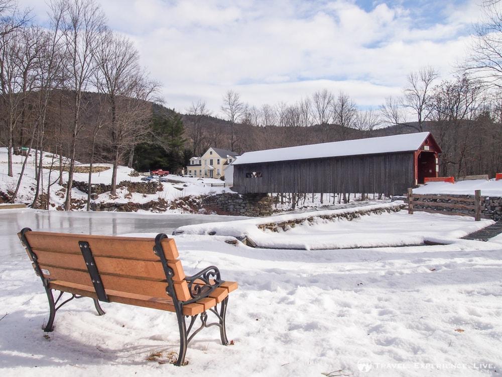 Green River Bridge, Guilford, Vermont