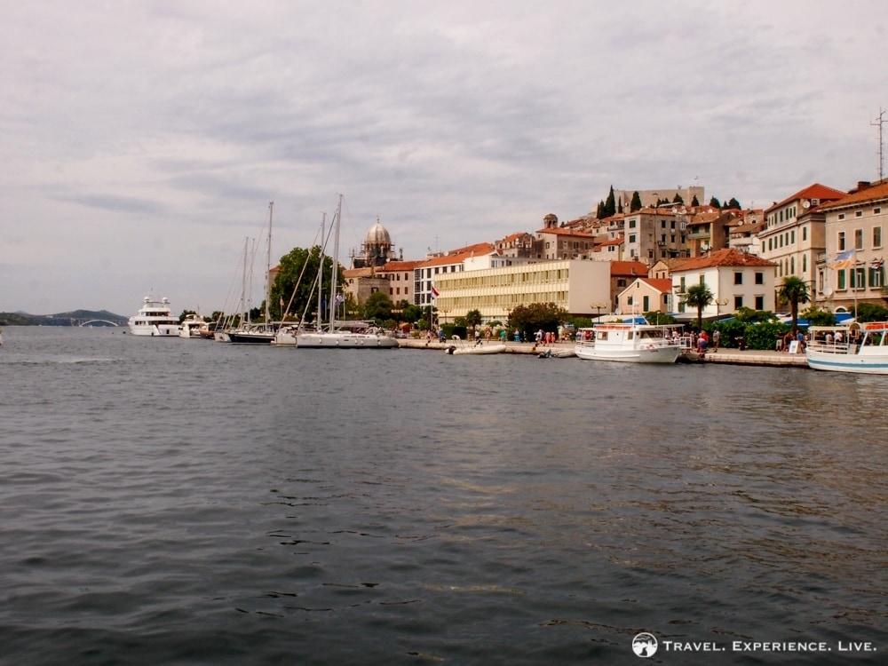 Šibenik waterfront, Croatia - Visit Šibenik