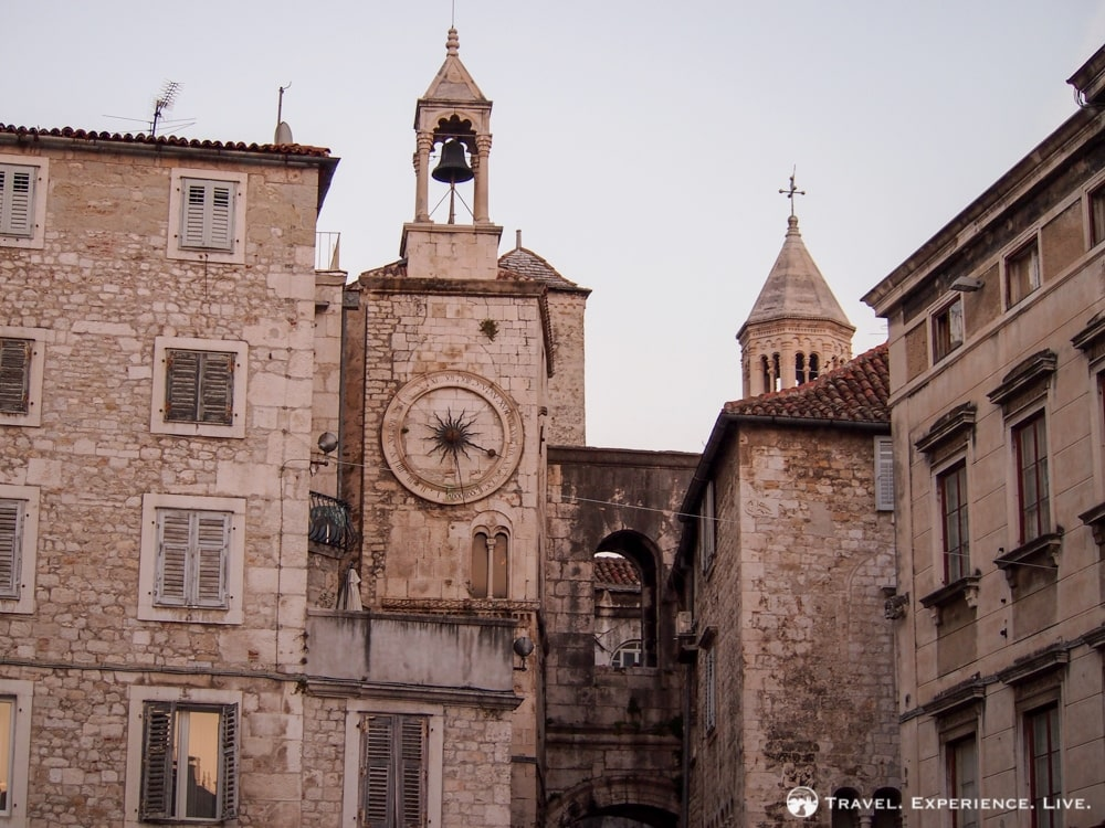 Medieval architecture, Split