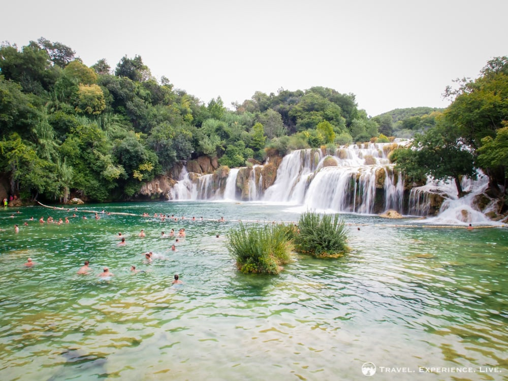Skradinski Buk waterfall, Krka National Park