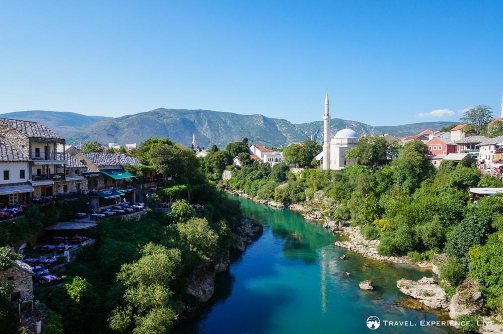 Neretva River, Photos of Mostar