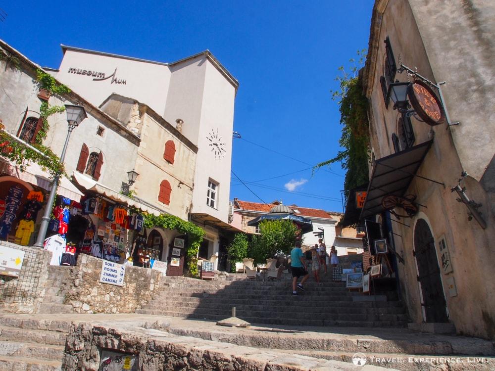 Photos of Mostar: Old Town of Mostar, Bosnia and Herzegovina