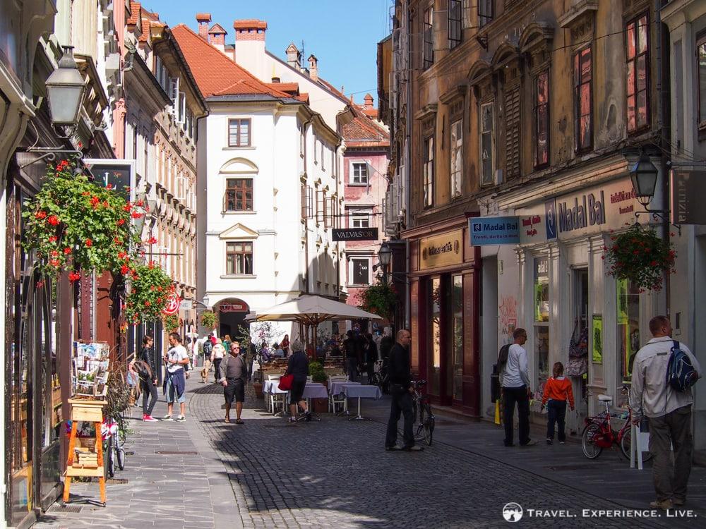 One Week in Slovenia: Ljubljana