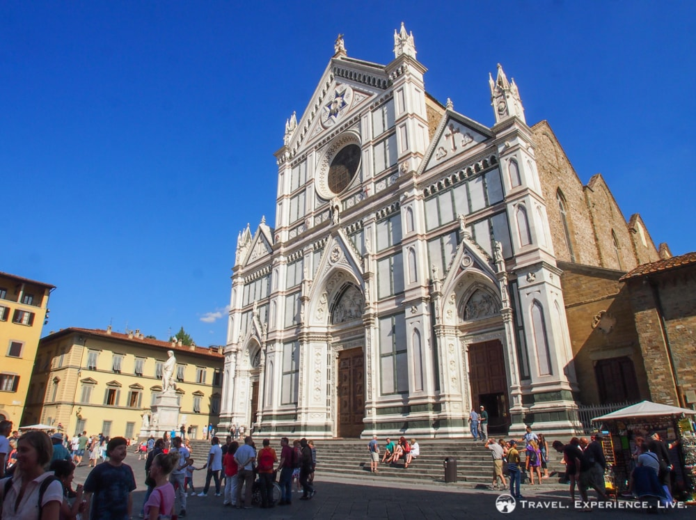 Basilica di Santa Croce, Florence in One Day
