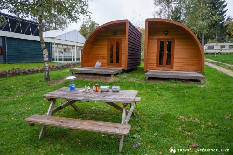 Camping Auf Kengert, Larochette