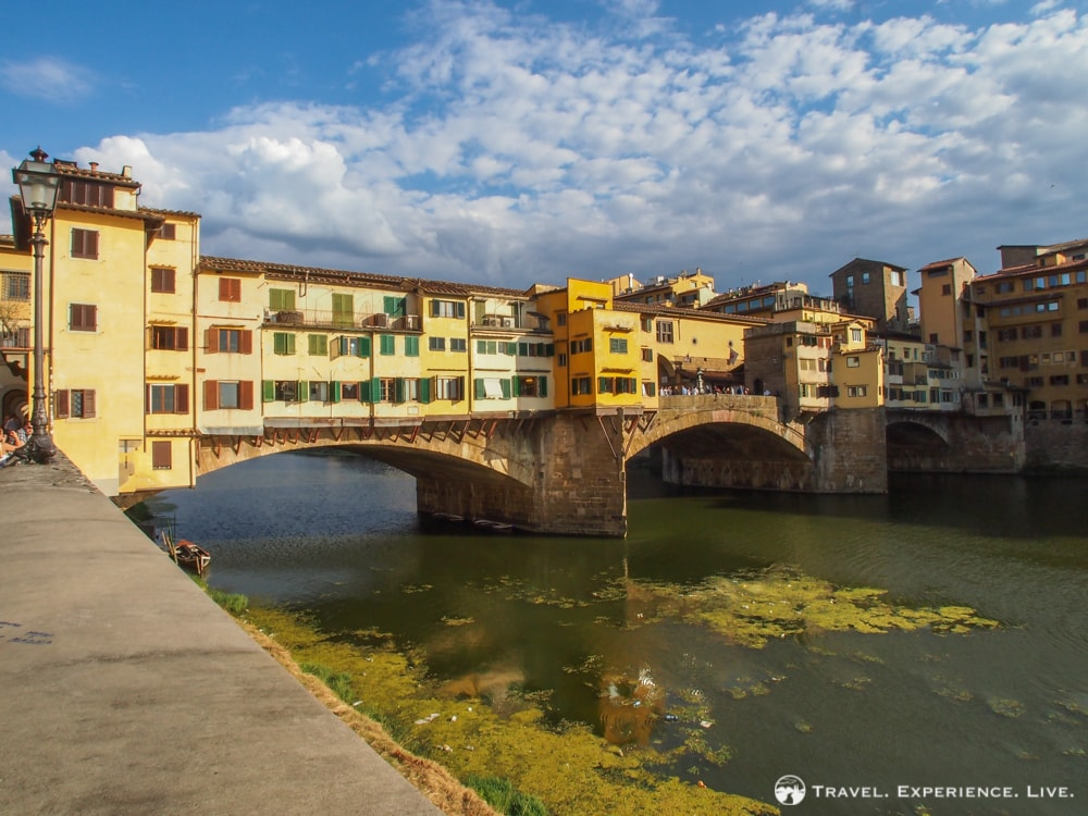 Florence in One Day: Ponte Vecchio