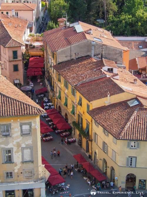 Restaurants in Pisa, Italy