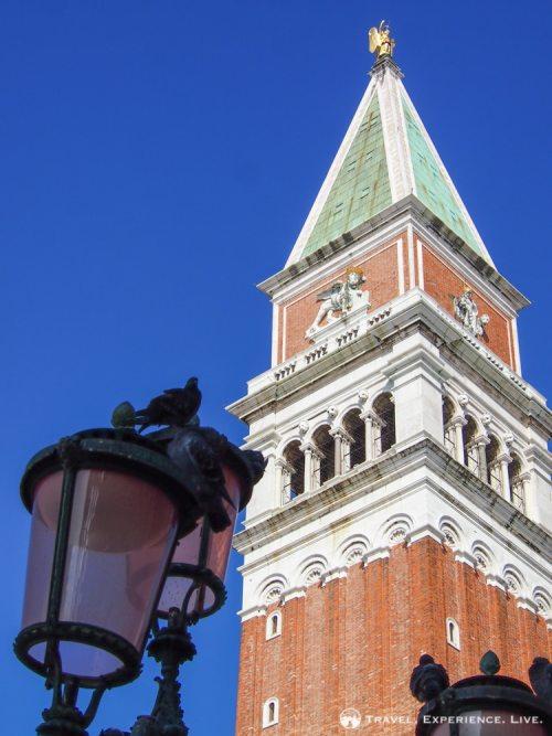 St. Mark's Campanile, Venice
