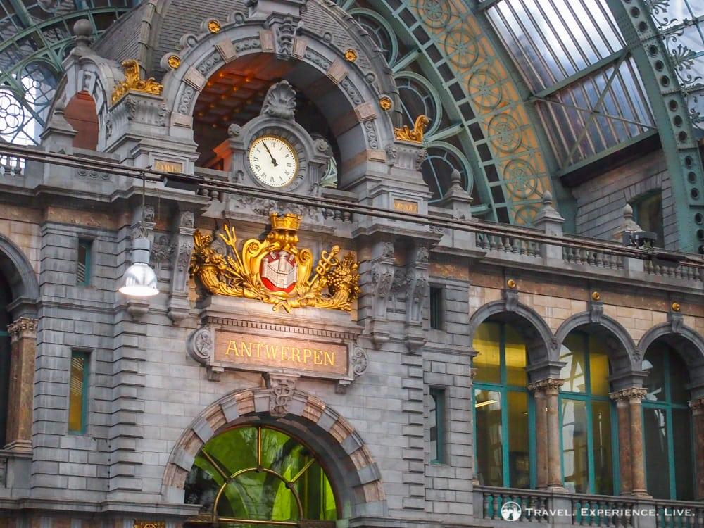 Central Station, Antwerp photos