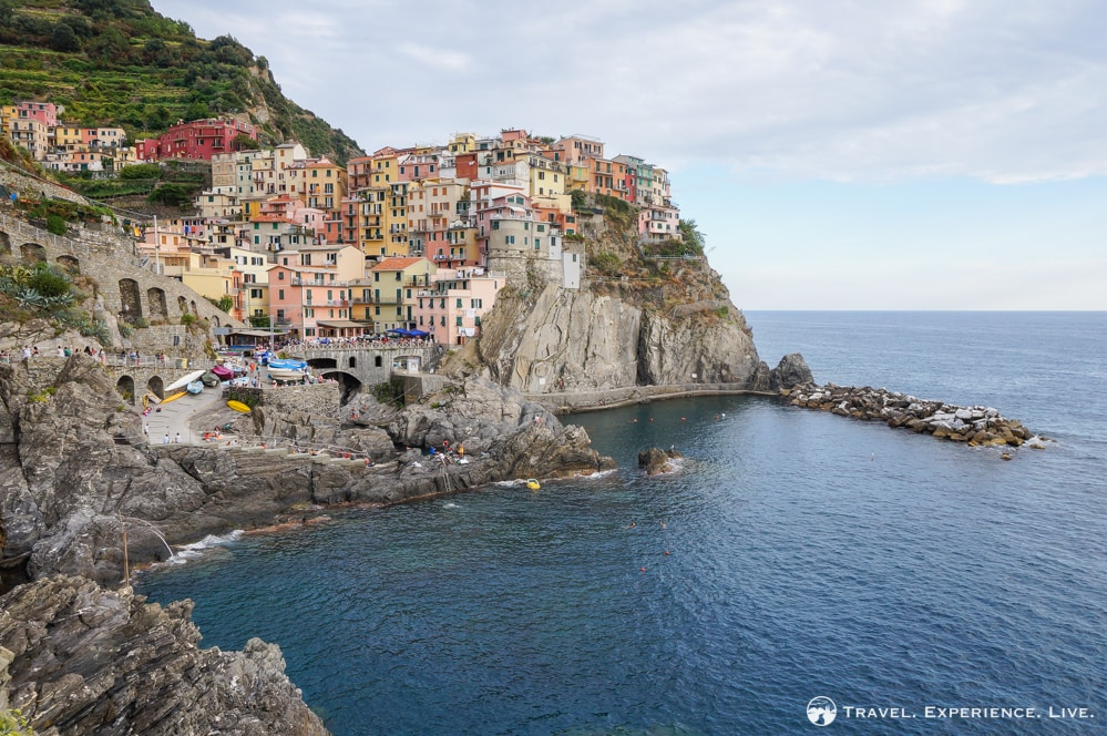 Manarola, visiting Cinque Terre National Park
