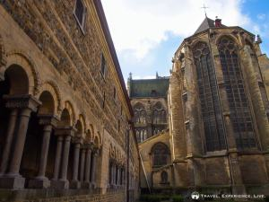 Basilica of Our Lady, Tongeren
