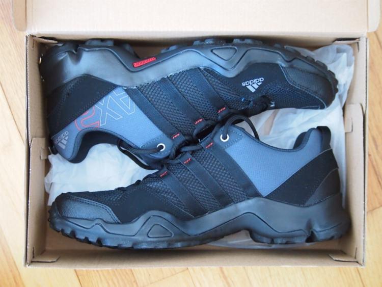 Adidas AX2 in box
