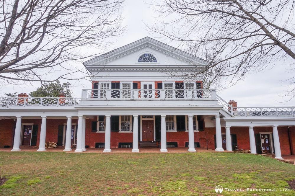 Pavilion at UVA, Charlottesville