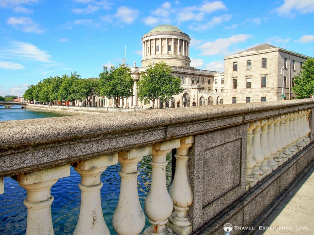 Four Courts, Dublin, Ireland