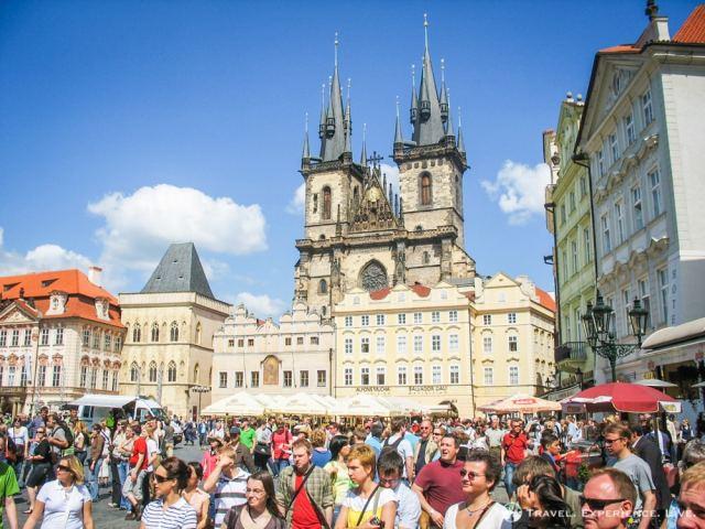 UNESCO World Heritage Sites: Historic Center of Prague