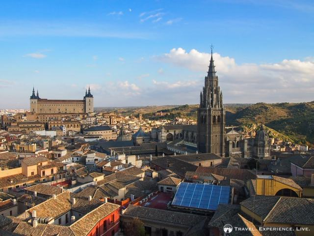 Historic City of Toledo, Spain