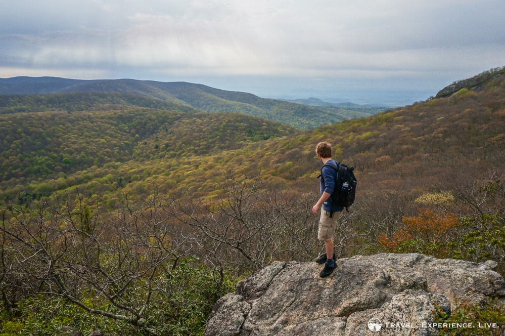 my experience during a hiking trip at blue ridge mountain Mcafee knob should be included in any trip that includes consider hiking the trail during the week to of best trail town in the blue ridge mountains.