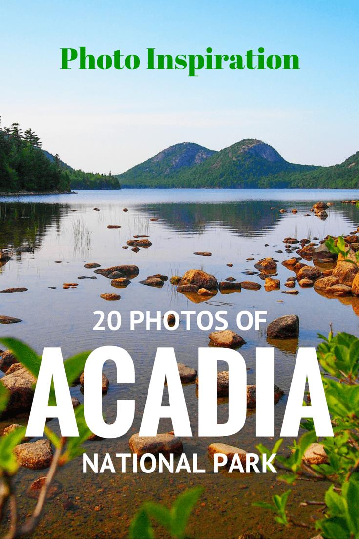 Photo Inspiration: Acadia National Park photos