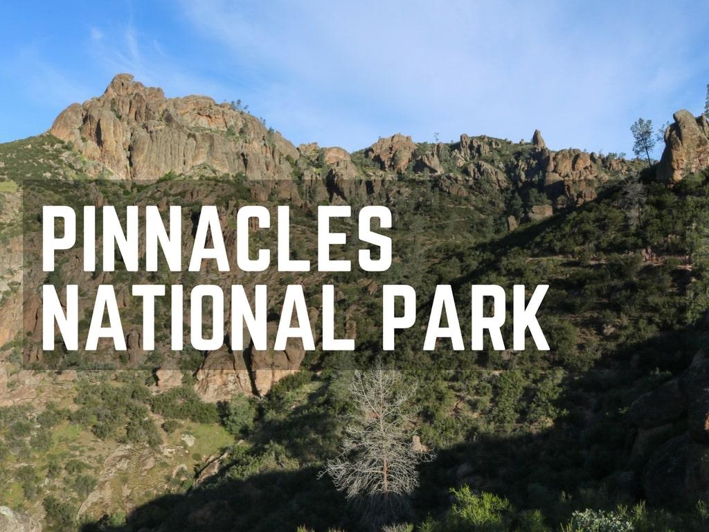 Pinnacles National Park, California