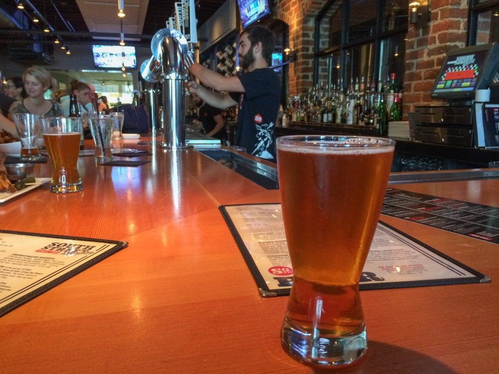 $2 Tuesdays at South Street Brewery, Charlottesville