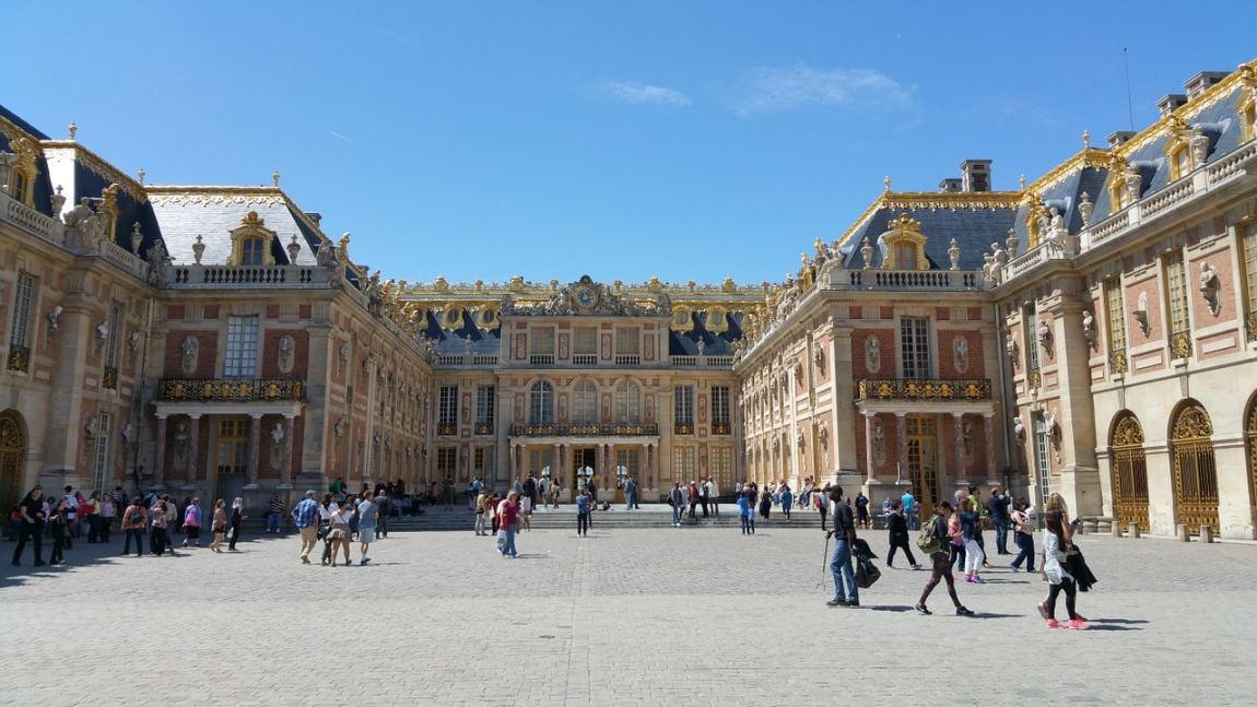 UNESCO World Heritage Sites in Paris: Palace of Versailles