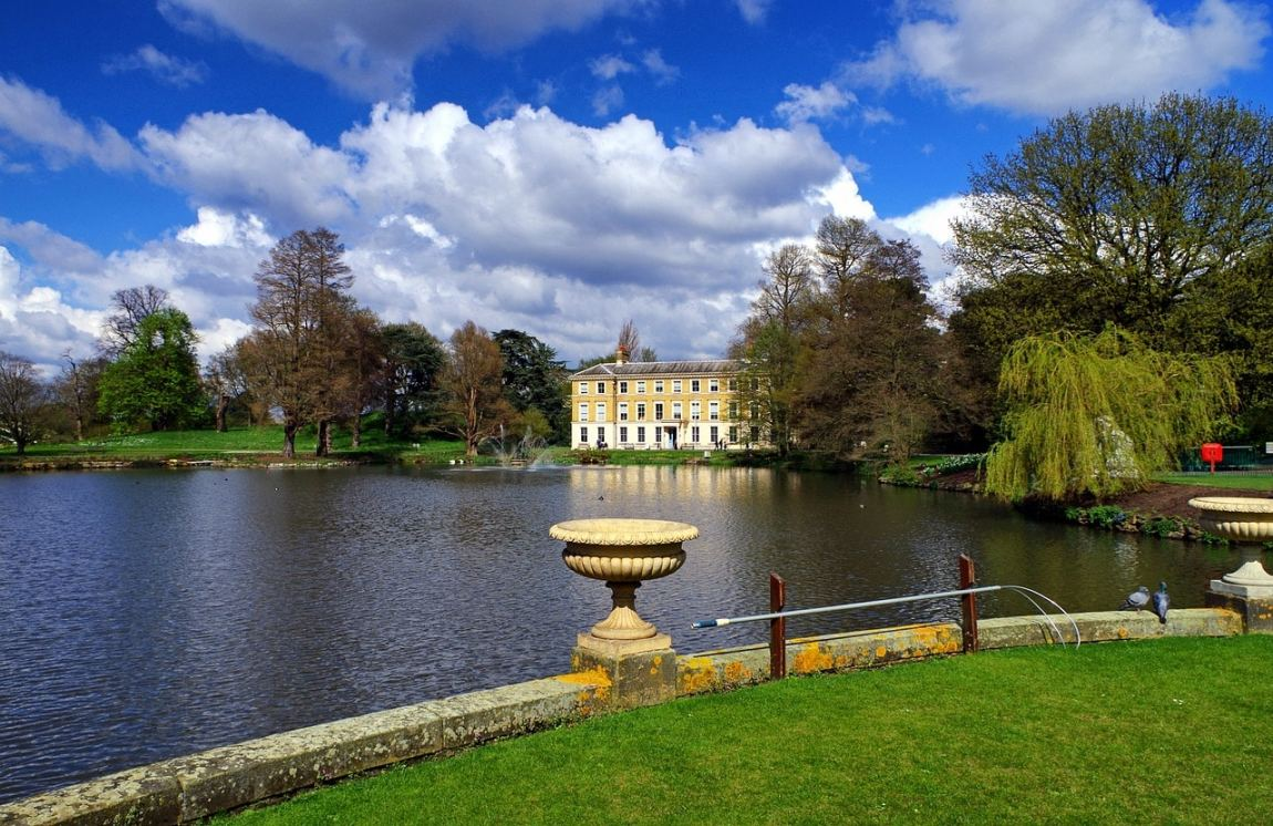 UNESCO World Heritage Sites in London: Royal Botanic Gardens in Kew