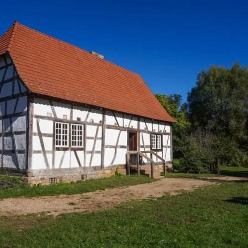 1700s German Farm, Frontier Culture Museum, Staunton
