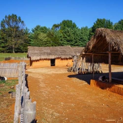 1700s West African Farm, Frontier Culture Museum
